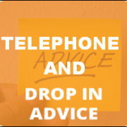Telephone and Drop In Advice